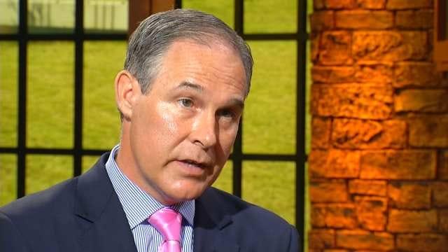 Oklahoma AG Scott Pruitt Pleased With Supreme Court's Hobby Lobby Opinion