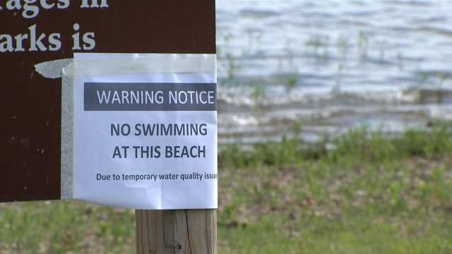 Grand Lake State Park Remains Closed After More Tests Positive For E. coli