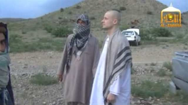 Taliban Release Video Showing Bowe Bergdahl Handover To U.S. Forces