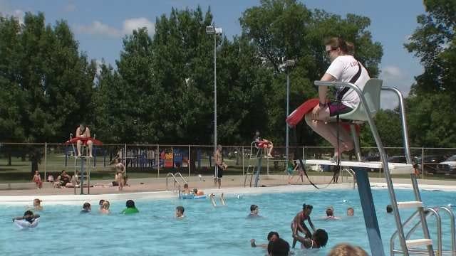 Tulsa Pools Open For Summer; Lifeguards Still Needed