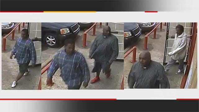 Police Looking For Suspects In Tulsa Pawn Store Robbery