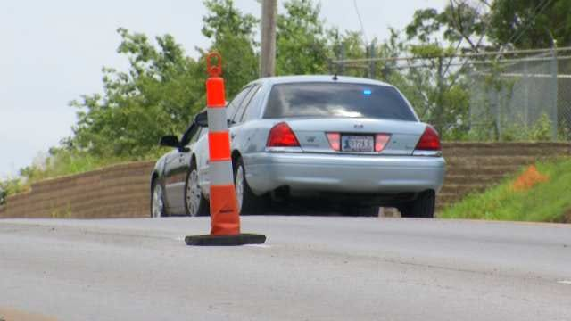 Tulsa Police Crack Down On Those Speeding In Construction Zones