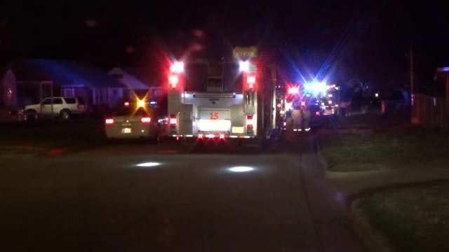 Tulsa Police: Man Wounded In Leg By Bird Shot From A Shotgun Blast