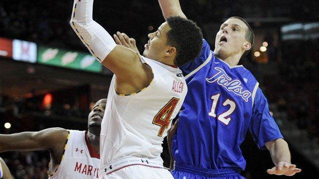 Evans Will Not Return To TU Basketball Team