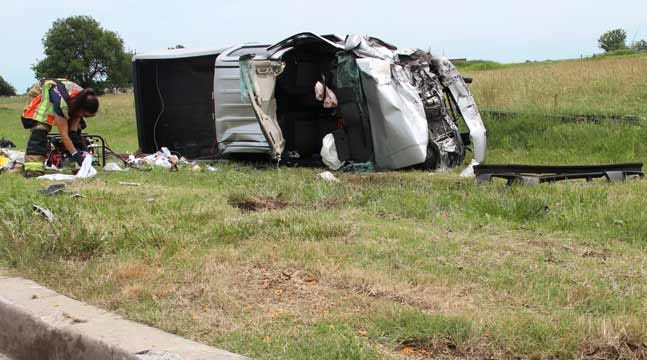Three Kids, Three Adults Taken To Hospital After Wreck In Owasso