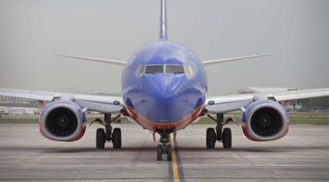 Two Attendants Injured On Southwest Flight Into Tulsa
