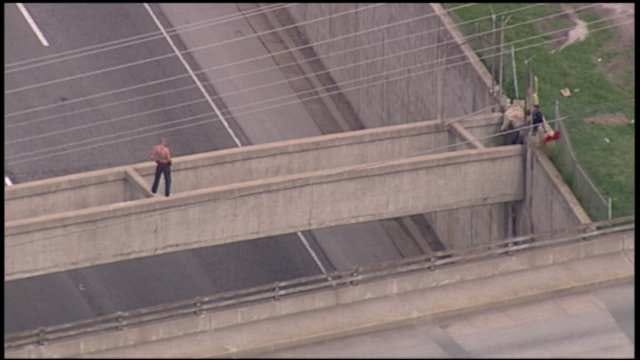 Friend Says Tulsa Police Are Lying About Man Who Was On 1-244 Bridge