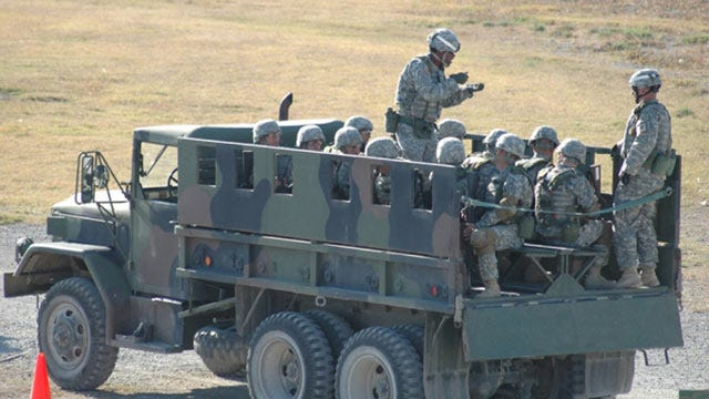 Governor Fallin Opposes Detention Plan For Fort Sill