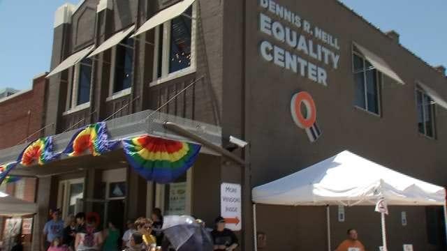 Tulsa Pride Parade Celebrates Equality