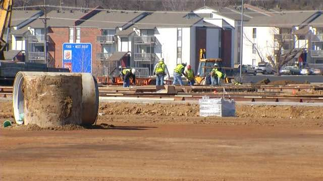Broken Arrow Road Expansion Shows City's Growth