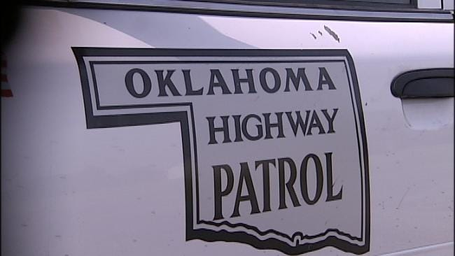 OHP Investigates After Car Hits Beggs School Bus On Highway 75