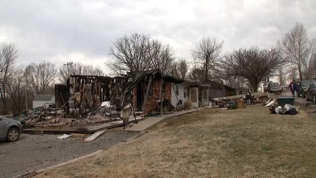 Victim Of Drumright Triplex Explosion Dies
