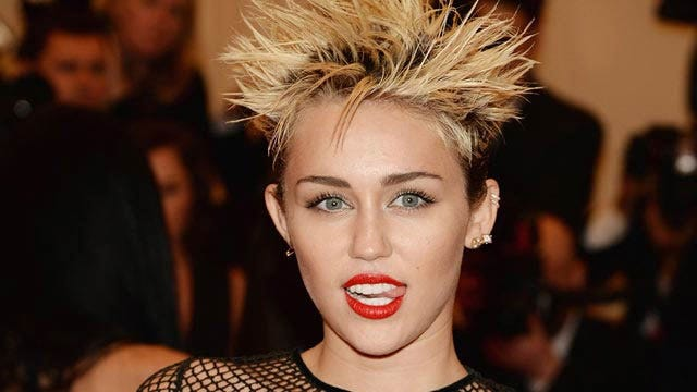 Downtown Tulsa Prepares For Miley Cyrus Concert At BOK Center