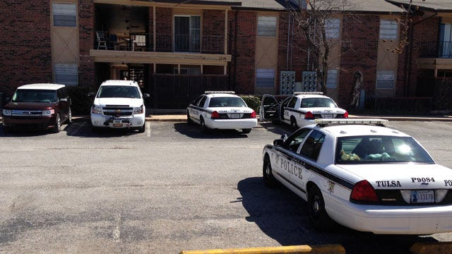 Police Investigate Murder After Woman's Body Found In Tulsa Apartment