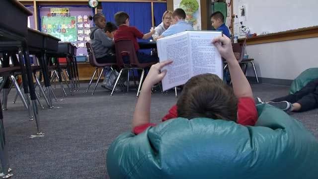 Reading Scores On The Rise At Tulsa Public Schools