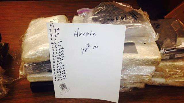 Tulsa County Deputies Make Huge Drug Bust