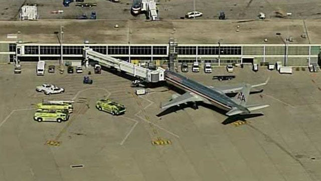 American Airlines Jet Makes Emergency Landing In Tulsa After Bird Strike