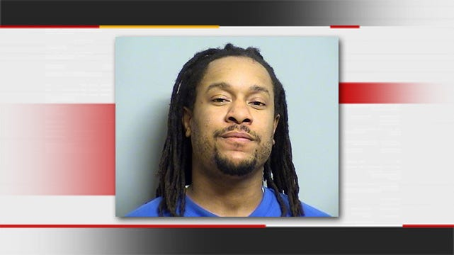 Driver Arrested After Crashing Pickup Into Tulsa House