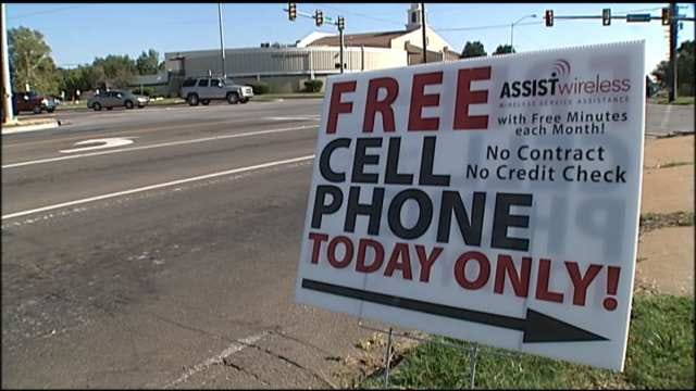 Oklahoma Close To Fixing Fraud In Subsidized Cell Phone Program