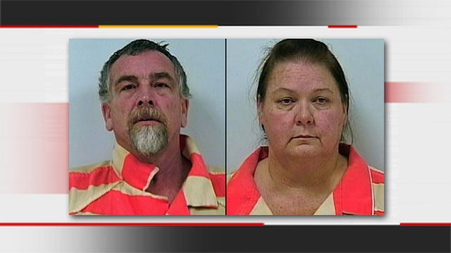 Sperry Couple Sentenced In Child Abuse Case