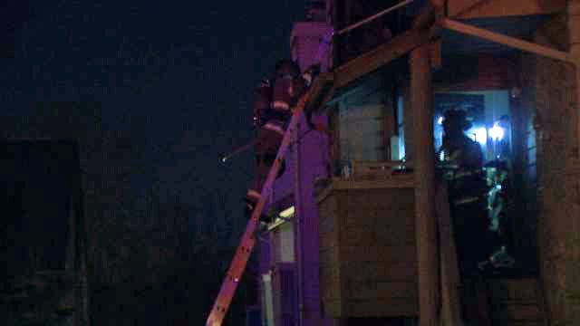 Two Tulsa Families Evacuated Because Of Apartment Chimney Fire