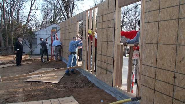 Sweat Equity Pays Off For Habitat For Humanity's Newest Tulsa Homeowner