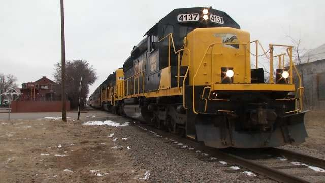 Tulsa County Commissioners Pass Resolution Supporting Passenger Rail