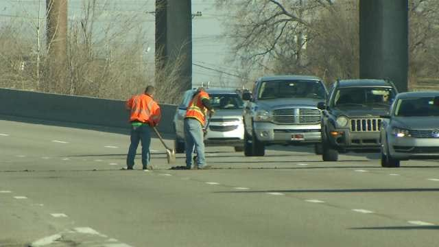 Tulsans Find It Tough To Get Reimbursed For Pothole Damage To Cars