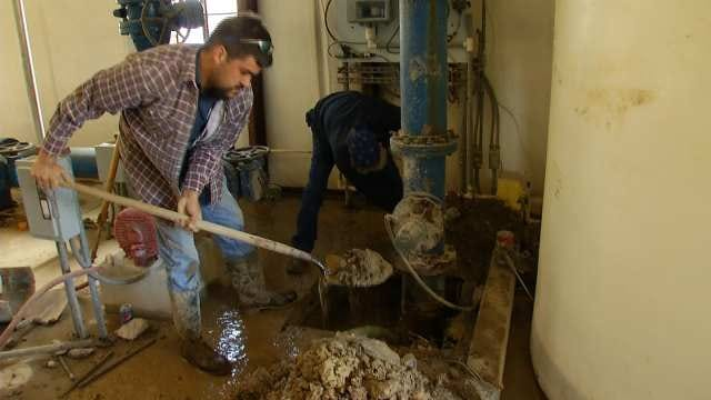 Barnsdall Experiencing Water Problems For Second Day