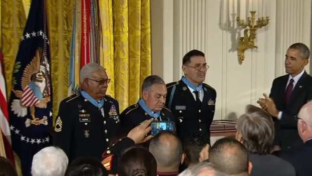 Former Okmulgee Green Beret Receives Medal Of Honor
