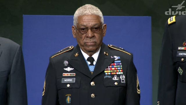 Former Okmulgee Soldier Inducted Into U.S. Army's Hall Of Heroes