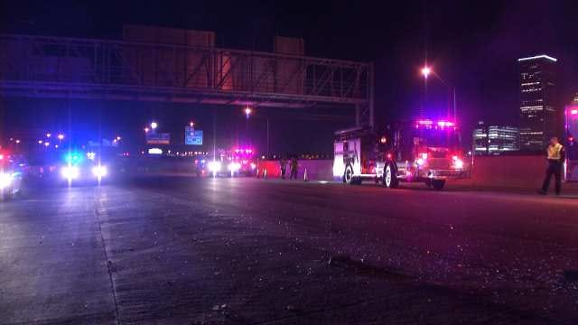 OHP Arrests Driver On DUI Complaint After Tulsa Crash