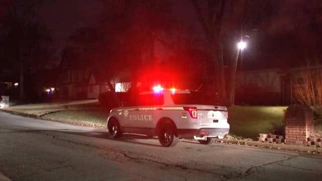 Police: Tulsa Homeowner Shoots At Burglar In His Home