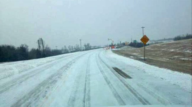Slick, Hazardous Roads Force Some Green Country Courthouses To Close