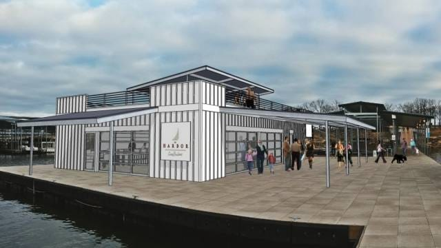 Floating Restaurant To Provide Unique Experience At Keystone Lake