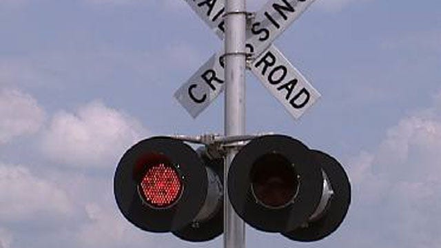 Train Kills Oklahoma Man Lying On Railroad Tracks