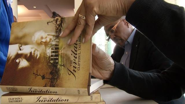 Tulsa Author Says New Book Is A Story Of Hope