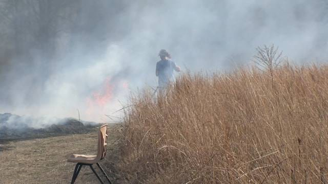 Not-So-Controlled Burns Can Put Oklahoma Homes At Risk