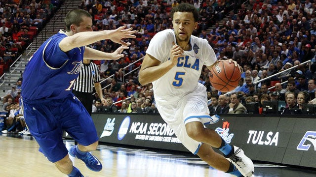 Hurricane Fizzles Out: Tulsa Season Ends With Loss To UCLA