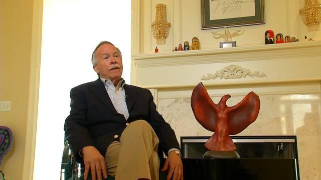 Former University Of Tulsa President, Russian Expert Talks About Crimea