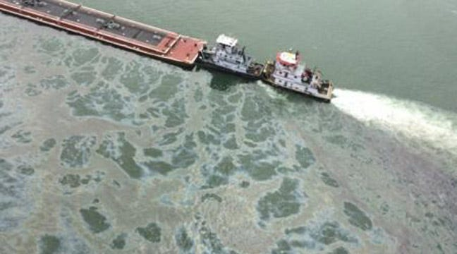 Glenpool Resident Delayed On Cruise Ship After Texas Oil Spill
