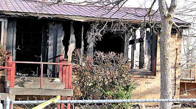 Tahlequah Man Dies In House Fire