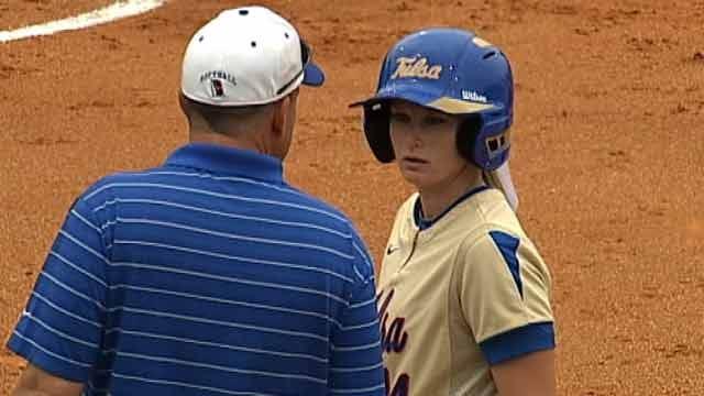 Tulsa Softball Completes Sweep Of Charlotte