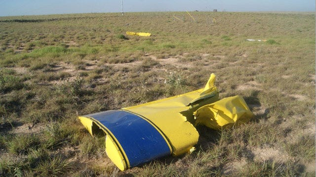 NTSB: Fatal Oklahoma Crop Dusting Crash Illustrates Dangers Of Temporary Towers