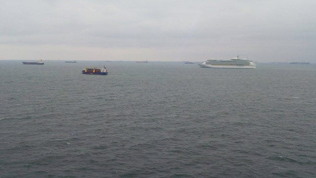 Oklahoma Cruise Ship Passengers Affected By Gulf Oil Spill