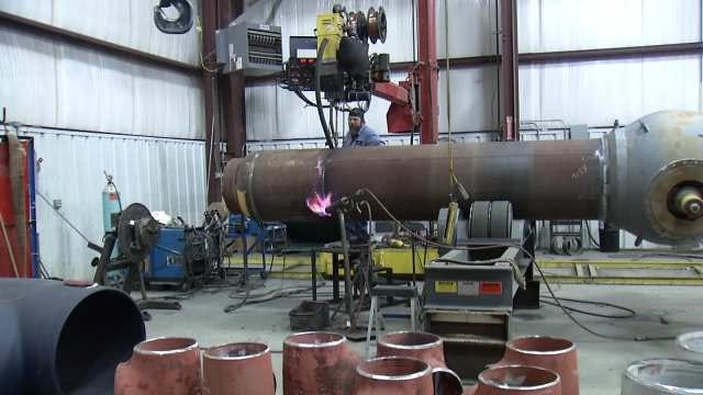 TransCanada Executive Visits Tulsa In Support Of Keystone Pipeline