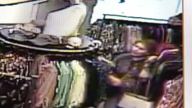 Tulsa Family, Police, Seek Wallet Snatcher