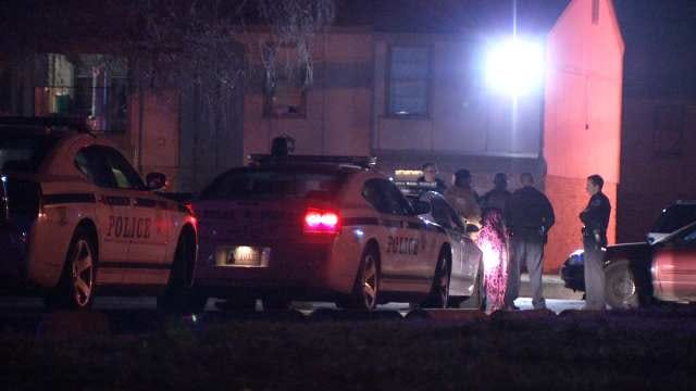 Woman Shot While Watching Fight Outside West Tulsa Apartment