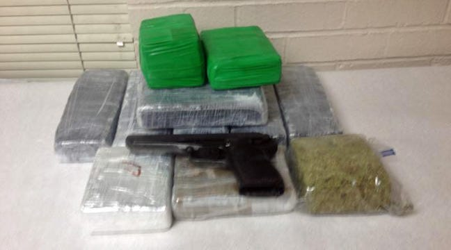 Bartlesville Police: Domestic Abuse Investigation Leads To Drug Bust