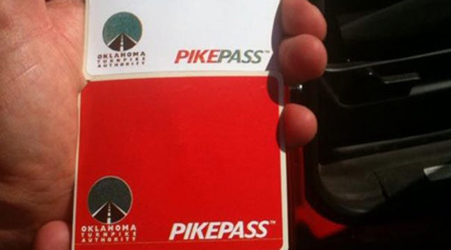 Oklahoma, Kansas To Begin Honoring Each Other's Turnpike Passes
